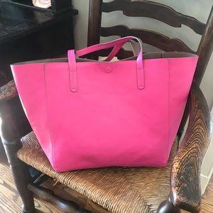 Pink bag/tote